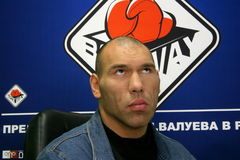 Nikolay Valuev Royalty Free Stock Photography