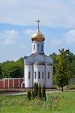 Nikolo-Ugreshsky monaster w Dzerzhinky przypuszczenia katedralna dmitrov Kremlin Moscow pocztówkowa regionu Russia zima Zdjęcie Royalty Free