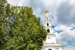 Nikolo-Ugreshsky monaster w Dzerzhinsky, Rosja Fotografia Stock
