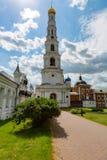 Nikolo-Ugreshsky monaster w Dzerzhinsky, Rosja Obraz Royalty Free