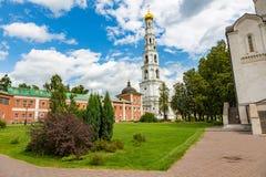 Nikolo-Ugreshsky monaster w Dzerzhinsky, Rosja Zdjęcia Stock