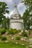 Nikolo-Ugreshsky monaster w Dzerzhinsky, Rosja Obrazy Stock