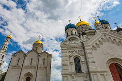 Nikolo-Ugreshsky monaster w Dzerzhinsky, Rosja Obraz Stock