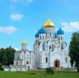 Nikolo-Ugreshsky monaster w Moskwa regionie Zdjęcie Stock