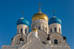 Nikolo-Ugreshsky Monastery. Royalty Free Stock Image