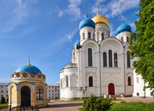 Nikolo-Ugreshsky Monastery Stock Photography