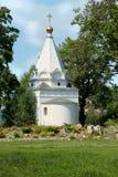 Nikolo-Ugreshsky monastery in Dzerzhinky. Moscow region Stock Photography