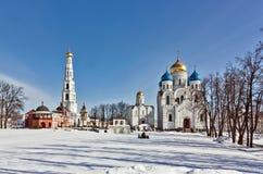 Nikolo-Ugreshsky Monastery, Moscow region, Russia Stock Images