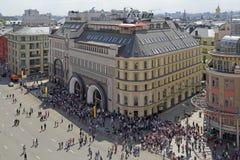 Nikolskaya hotel Stock Image