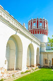 The Nikolskaya Tower Royalty Free Stock Image