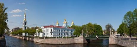 Nikolsky cathedral Stock Photos