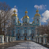 Nikolsky Cathedral Royalty Free Stock Image