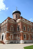 Nikolsky domkyrka i den Volokolamsk Kreml Ryssland royaltyfria foton