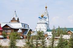Nikolsky home church, Holy Trinity Convent of Mercy Simeon Royalty Free Stock Image