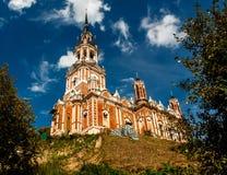 Nikolsky-Kathedrale Stockfotos