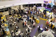nikon Таиланд 2012 дней Стоковое Изображение