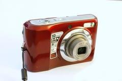 Nikon camera. 10mp point and shoot Nikon camera3.6x optical zoom Royalty Free Stock Photography