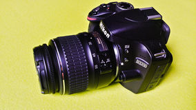 Nikon D3200 Immagini Stock