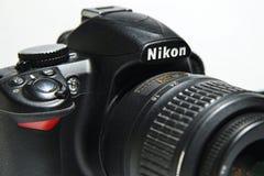 DSLR Digital Camera  Royalty Free Stock Image