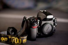 Nikon D700. This monster pictures, full-frame Nikon Royalty Free Stock Image
