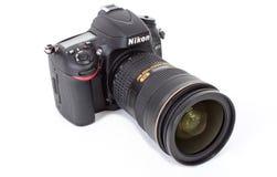 Nikon D600 immagine stock libera da diritti