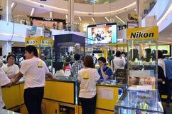 Nikon dag 2013 Arkivbilder