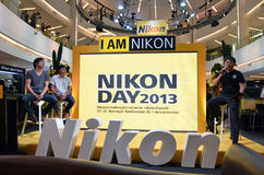 Nikon Day 2013 Royalty Free Stock Photos