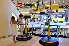 Nikon Day 2013 Royalty Free Stock Image