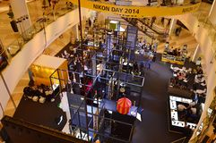 Nikon Day Thailand 2014 Stock Photography