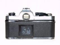 Nikon FM een beroemde beroemde camera stock fotografie