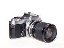 Nikon FM een beroemde beroemde camera royalty-vrije stock foto's