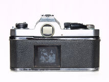 Nikon FM eine berühmte berühmte Kamera Stockfotografie