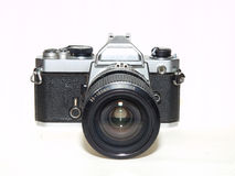 Nikon FM eine berühmte berühmte Kamera Lizenzfreie Stockfotos