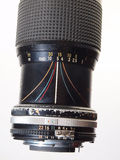 Nikon FM an famous famous camera Royalty Free Stock Image
