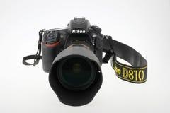 Nikon kamera Royaltyfria Foton