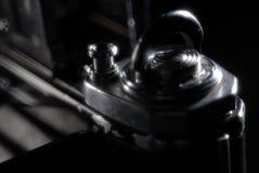 Nikon-ZEISS camera, echo van de oude meester, mening 2 royalty-vrije stock afbeelding