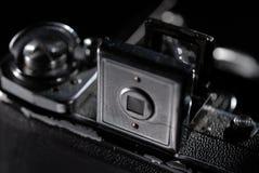 Nikon-ZEISS camera, echo van de oude meester, mening 3 stock afbeelding