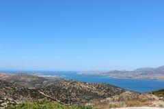 Nikonos Griechenland Lizenzfreie Stockfotografie