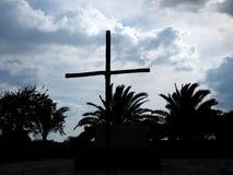 Nikos Kazantzakis Grave Monument Stock Images