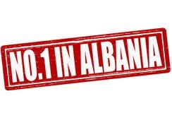 Nikt w Albania Obraz Royalty Free
