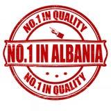 Nikt w Albania Obraz Stock
