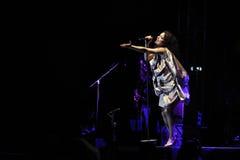 Nil Karaibrahimgil concert Stock Photos