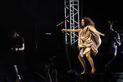 Nil Karaibrahimgil concert Royalty Free Stock Photo