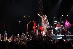 Nil Karaibrahimgil concert Stock Photo