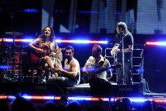 Nil Karaibrahimgil concert Stock Image