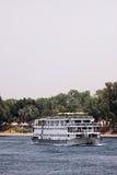 Nil nawigacja Zdjęcia Royalty Free
