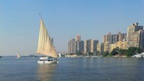 Nil rejs Obrazy Stock