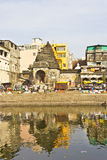 Nilakantheshwara temple Stock Images
