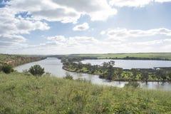 Nildottie, Murray River, South Australia Royalty Free Stock Photo