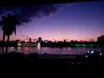 Nile Zdjęcie Stock